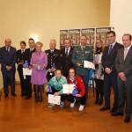 Quintanilla recibe la mención especial de la Delegación del Gobierno de Castilla-La Mancha por su labor en la lucha contra la violencia de género
