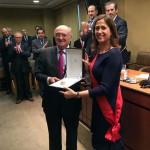 El PSOE reprocha al Consejo General de la Abogacía y a Rosa Romero su «desliz» al «confundir» lo público con lo privado