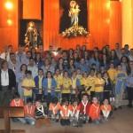 Puertollano: La alcaldesa pone en valor el trabajo de dinamización juvenil de Scouts Bosco