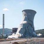 Puertollano: E.ON prosigue con la demolición de la antigua central térmica