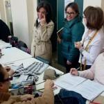 """Pilar Zamora: """"Vamos a trabajar por la calidad de vida de los mayores en todos los ámbitos"""""""
