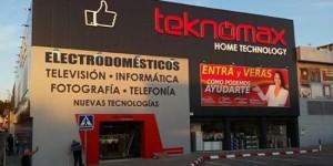 Imagen de archivo de la tienda Teknomax en Dos Hermanas