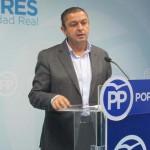 """Martín-Toledano asegura que el PSOE y Page """"son los mayores enemigos de los ayuntamientos"""""""