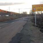 El alcalde de Villamayor pide a la Junta que priorice el arreglo de la carretera a Ciudad Real