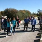 Buena participación en la ruta de Senderismo a El Robledo, y programadas ya las IV Jornadas Micológicas en Villarrubia de los Ojos