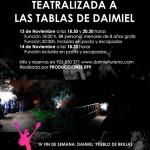 Visita nocturna teatralizada a Las Tablas de Daimiel