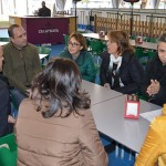 AFA CR celebra una jornada de convivencia en la Pista de Hielo para los enfermos y sus familias