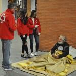 Ciudad Real: El dispositivo de la Campaña contra el Frío permanece en alerta ante las predicciones meteorológicas