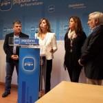 Alicia Sánchez-Camacho visita Puertollano para «trasladar» a Industria las reivindicaciones de los trabajadores de Elcogas