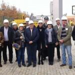 APES visita Almadén para conocer mejor los intereses del empresariado