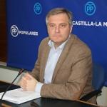 """Cañizares: """"Estamos ante la constatación de una auténtica estafa a los funcionarios públicos de Castilla-La Mancha"""""""