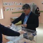 """Cotillas destaca que el PP ha ganado """"de forma clara"""" en escaños, votos y porcentajes frente al """"descalabro"""" del PSOE"""