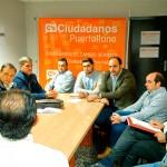 Ciudadanos (C's) trabajará por la continuidad de la central térmica GICC de Elcogas
