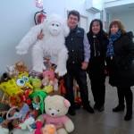 Ayuda a la causa de Beatriz y a la ONG Misión Humanitaria a través del Centro Cívico Los Rosales