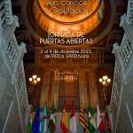 Cuélate y descubre los secretos de la Diputación: Día de la Constitución, jornadas de puertas abiertas