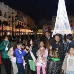 Ciudad Real se ilumina por Navidad
