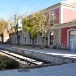 """Ciudad Real: El Ayuntamiento se plantea la rehabilitación del edificio de la estación """"nueva"""" del Parque de Gasset"""