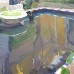 Puertollano: Más que paisajes de Fernando García Medina en una exposición en el Museo Municipal
