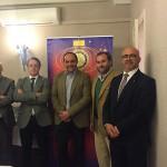 Francisco Javier Fernández-Bravo se reúne con el Club Rotario de Ciudad Real