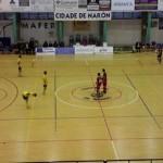 Merecida victoria del FSD Puertollano en tierras gallegas