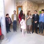 El presidente de la Diputación de Ciudad Real asiste a la apertura de un nuevo hotel en Almodóvar del Campo