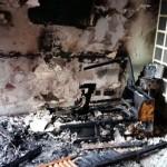 La Guardia Civil rescata a dos niñas atrapadas en un incendio en La Solana