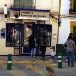 El tercer premio de la Lotería de Navidad reparte 1,5 millones en Villarrubia de los Ojos