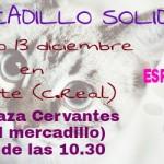 Poblete: Mercadillo solidario a beneficio de Ciudad Real Felina
