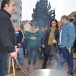 Ciudad Real: Migas de fin de año pasadas por agua