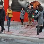 Ciudad Real: El Ayuntamiento presenta obras de accesibilidad en la intersección de las calles Lirio y Libertad