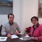 El empleo y la declaración del carnaval como fiesta de Interés Turístico Nacional centran la reunión de Olmedo con el alcalde de Herencia