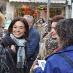 Pilar Zamora se pone como ejemplo para ilustrar que el cambio es posible