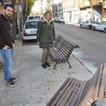 Tomelloso: En marcha un plan de mejora de mobiliario urbano en las principales calles de la ciudad