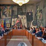 El pleno de la Diputación aprueba un presupuesto de 107,5 millones de euros