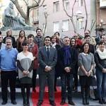 """Caballero resalta la """"unidad, la fortaleza y el optimismo"""" de los socialistas de Ciudad Real para recuperar el Gobierno de España"""