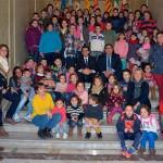 Unas 1.500 personas han visitado la Diputación en las primeras jornadas de puertas abiertas