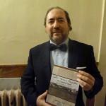 Rafael Cantero recorre la historia de Ciudad Real a través de sus calles
