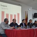 """El rector presenta el balance de su gestión, condicionada por """"elescenario presupuestario más adverso"""" al que se ha enfrentado la UCLM"""