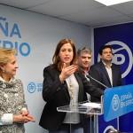 """Rosa Romero analiza los resultados electorales como el """"primer gran fracaso"""" del PSOE y Pilar Zamora en Ciudad Real"""