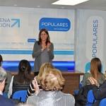 """Rosa Romero hace balance de una campaña electoral del PP """"cercana, limpia y llena de propuestas"""""""