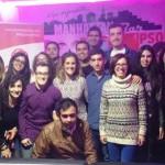 Luis Rubio asegura que el plan de retorno y el programa integral de rescate del PSOE despertarán la conciencia social de los jóvenes