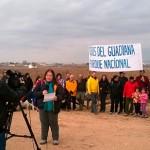 'Salvemos Las Tablas ¡Ya!' denuncia la falta de representación ciudadana en los organismos que gestionarán el agua subterránea del Guadiana