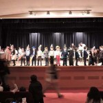 Lleno absoluto para escuchar la audición navideña de los alumnos de la Escuela de Música de Torralba de Calatrava