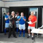 El Atlético Teresiano se lleva el triangular de veteranos
