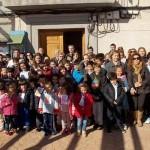 El profesor Enrique Belda, invitado al homenaje infantil a la Constitución en Villamayor de Calatrava