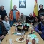 VOX Ciudad Real elige Villarrubia para celebrar la pegada de carteles