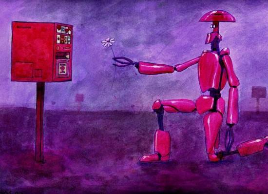 10- Amor robot 2007