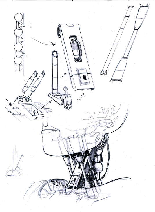 16 Diseños del IS9. Eva 2011