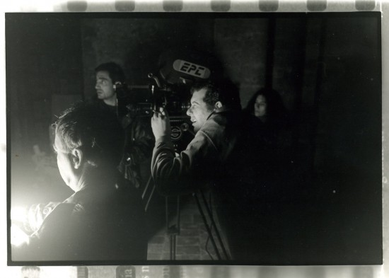 4-filmando Siguiendo a Don Lope. 1998