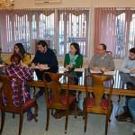 Rosa Romero planta a la comisión de seguimiento de la contratación y Ganemos pedirá al pleno que el Ayuntamiento se querelle contra la exalcaldesa